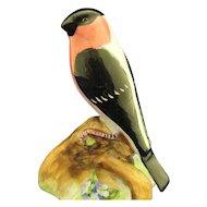 Denton China England Bird Porcelain Figurine