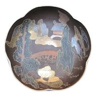 Vintage Made in Japan Dragonware Ceramic Bowl