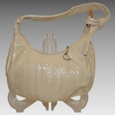 Vintage Morris Moskowitz Genuine Reptile Purse Shoulder Bag