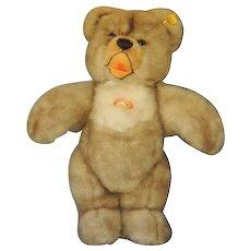"Steiff MINKY ZOTTY Bear Plush Vintage 14"" Toy with Tags"