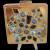 Estee Lauder - Sapphire Sparklers Pressed Powder Compact - Vintage 2014 - Book Piece