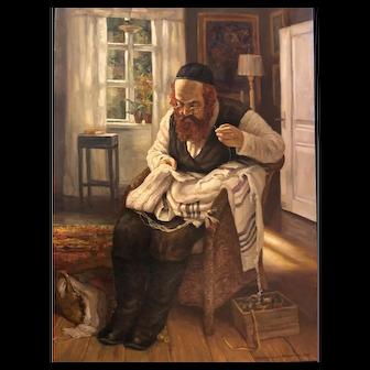 Oil On Canvas By Boris Dubrov