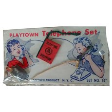 Playtown Telephone Set