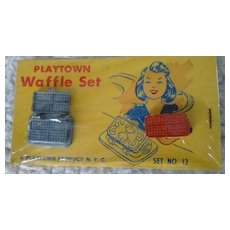 Playtown Waffle Set