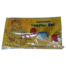 Playtown Toaster Set