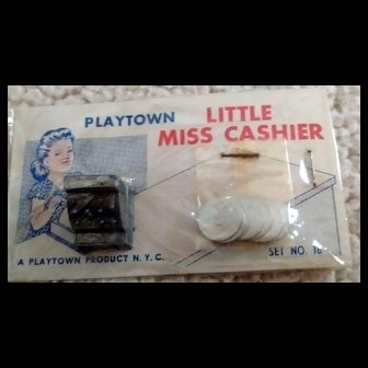 Playtown Cashier Set