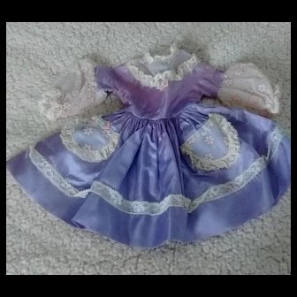 """Vintage Dress for 15"""" Sweet Sue"""