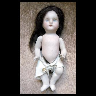 All Bisque Baby Doll