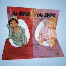 The Birds'N the Bees Anatomically Correct Baby Dolls