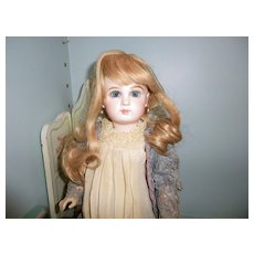 Lovely French Human Hair Wig size 7-8