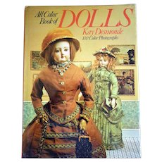 All Color Book Of Dolls