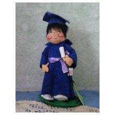 Annalee Boy Graduate