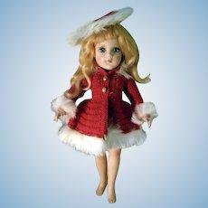 Mary Hoyer Hard Plastic Doll