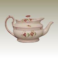 English Staffordshire Creamware Teapot c. mid 1800's