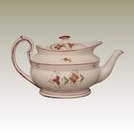 English Staffordshire Creamware Teapot c. mid 1800's