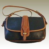 C. 1990 Dooney & Bourke Vintage Shoulder Bag