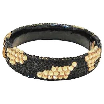 Richard Kerr Dazzling Rhinestone Bracelet