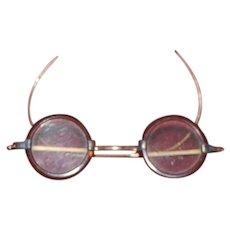 Miniature Eyeglasses  for BRU Doll Size