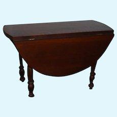 Miniature Pembroke Table - circa 1880's