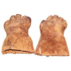 Leather Hands for German /or French Doll