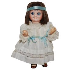 "6"" Armand Marseille 323 Googly Eye German Doll"