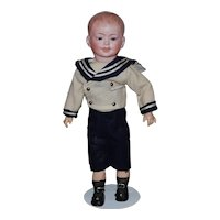 French  Character Boy  Doll