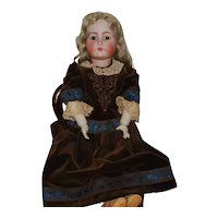 "25"" German Doll"