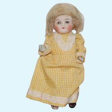 All Bisque German Doll