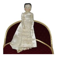"12"" Peg Wooden Doll"