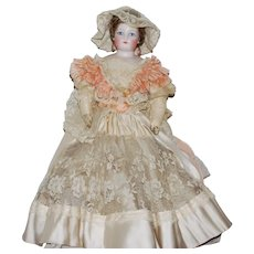 """French 11"""" Francois Gaultier Doll"""