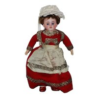 "11""  French Doll -Regional Dress"