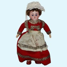 "11""  French Doll -Regional Dress"