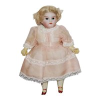 "6"" tall Bisque Head  Doll"