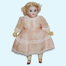 "6"" tall Bisque Head  Doll"
