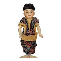 Armand Marseille Oriental Asian Doll