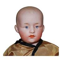 Heubach Boy Doll