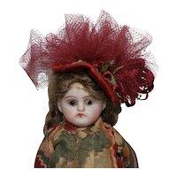 All Bisque Kestner Doll