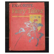 Big Book of Fairy Tales, 1892 -Book, Illustrated