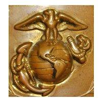 U.S. Marine Dress Belt Buckle
