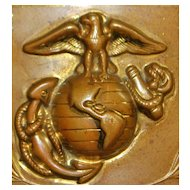 U.S. Marine Dress Belt Buckle