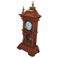 Large Table or Shelf 8- Day Clock - 1900