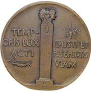 University of Pennsylvania Bicentennial Bronze Medal - 1940