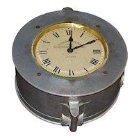Chicago Watchman's Industrial Clock - 1912