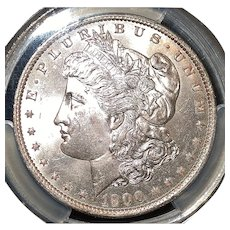 United States Morgan Silver Dollar - 1900 -O