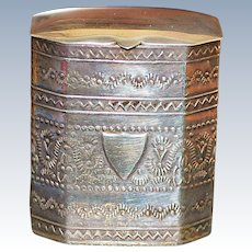 Dutch Sterling Silver Box