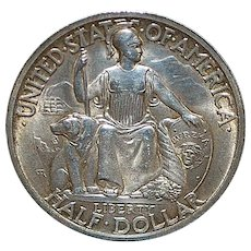 United States Half Dollar California  Pacific Exposition - 1935 -S