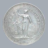 Great Britain Trade Dollar - 1902 B