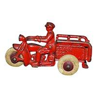 "Hubley ""Crash Car"" Toy"