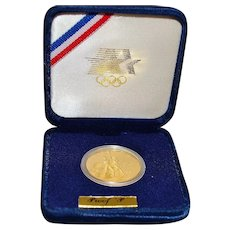 United States $10.00 Gold Olympic Coin
