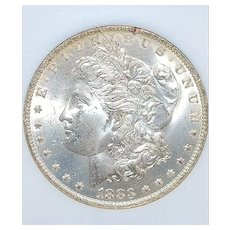 United States 1883 -O Morgan Dollar - MS-64